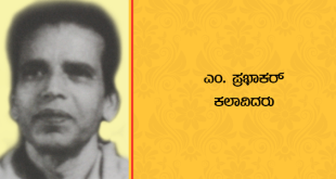 M Prabhakar