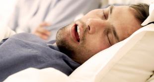 Reasons of Snoring