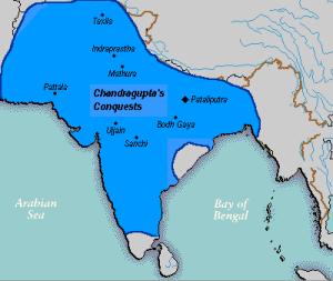 Chandragupta Maurya Empire