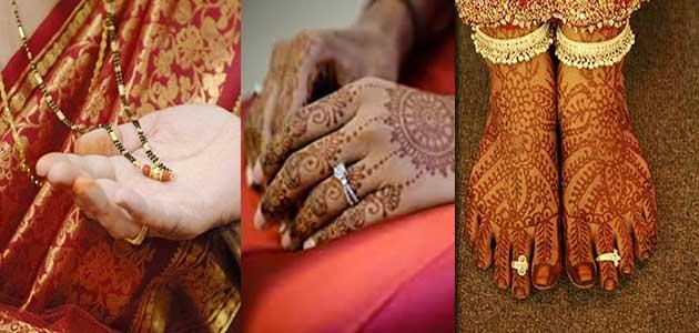 insane logic behind Jewellery items worn by Indian women