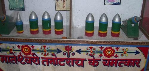 Shri Tanot Mata Temple